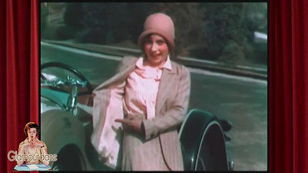 Phyliss Crane - 1930's suit
