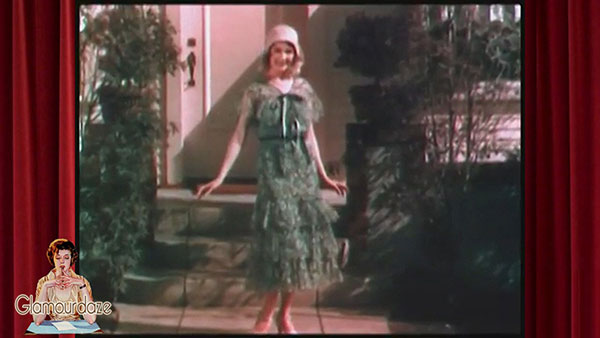 Mary Philbin - flapper dress