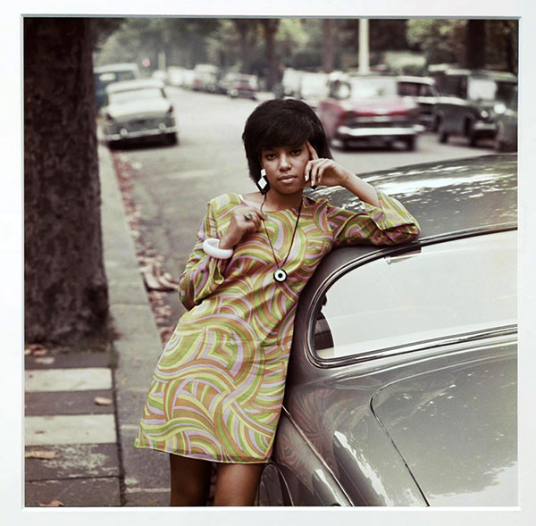 Erlin Ibreck - 1960's fashion model
