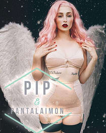 Pip and Panda Vintage Lingerie