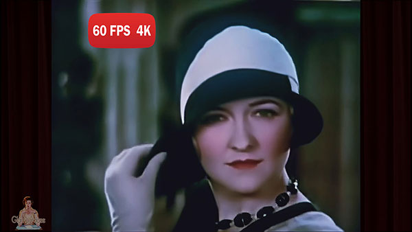 1920's fashion film