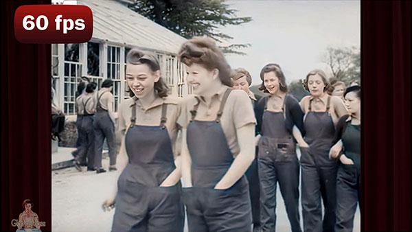Spitfire girls