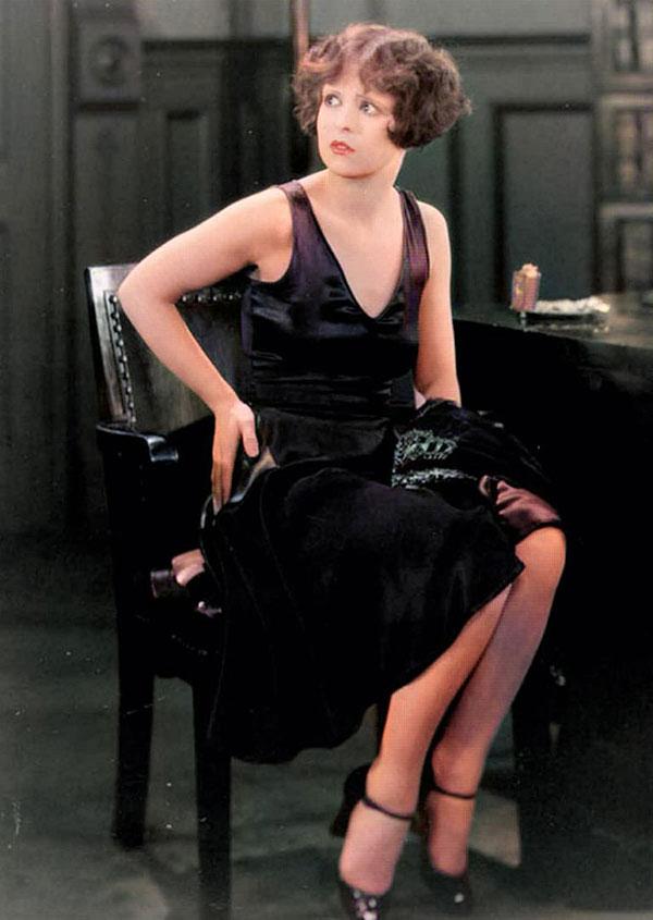 Clara-Bow---Little-Black-Dress-1927